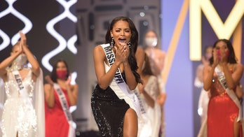 Miss USA 2020 Asya Branch addresses backlash for meeting Trump, singing national anthem at rally