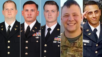 US Army identifies 5 Americans killed in helicopter crash in Egypt