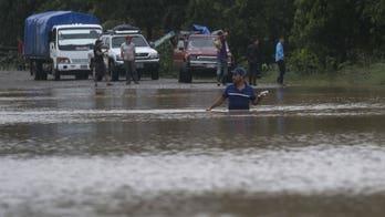 Iota threatens 2nd tropical strike for Nicaragua, Honduras