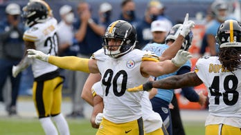 Steelers' T.J. Watt misses out on AP Defensive Player of the Year, brothers come to his defense
