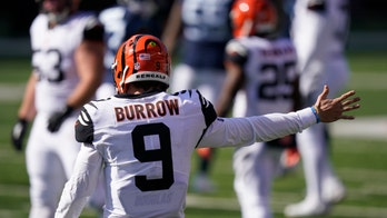 Bengals start fast, find combination to close out Titans