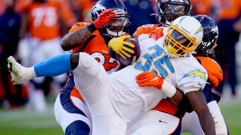 Injured Chargers player swipes at team after Broncos loss: 'To our fans, you deserve better'