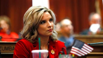 Ashley Hinson, former TV news anchor, is looking for solutions — not to 'launch firebombs' in Congress