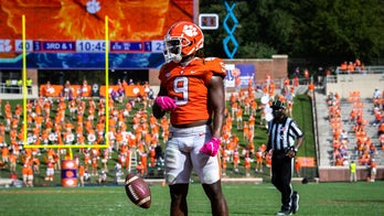 No. 1 Clemson visits No. 4 Notre Dame in rare top-5 ACC game