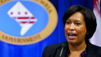 DC mayor sued for alleged First Amendment violations