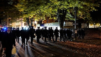 Have too many people over for Thanksgiving in Oregon go to jail, but no sweat if you riot
