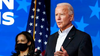 Biden to deliver speech as ballot count shows him ahead of Trump