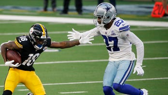 Cowboys' Trevon Diggs possibly out for the season with broken foot: report