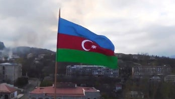 Russian military helicopter shot down in Armenia, 2 killed