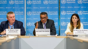 WHO private recordings on pandemic counter agency's public approach: report