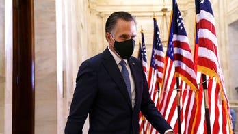Romney refutes rumors he will serve in Biden administration
