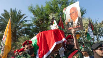 Palestinian chief negotiator Saeb Erekat laid to rest
