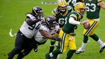 Packers struggle to put away Jags, get by for 24-20 win