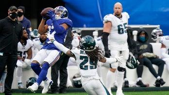Giants beat Eagles 27-17, tighten NFC East race