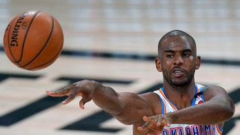 Chris Paul acquired by Phoenix from Oklahoma City