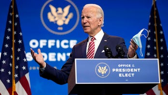 Joe Concha: Media coverage of Biden transition has been just like the campaign, 'no scrutiny'
