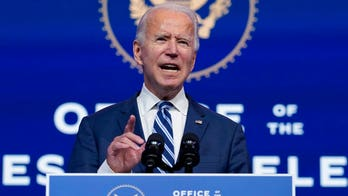 Biden's Electoral College victory projected to be same as Trump's in 2016