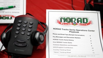 NORAD and Santa Claus: How the tracker got started