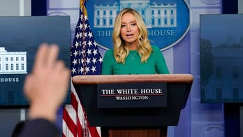 Kayleigh McEnany packs up, leaves West Wing but will continue as press secretary until Wednesday
