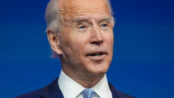Biden emphasizes foreign policy team will 'lead the world, not retreat'