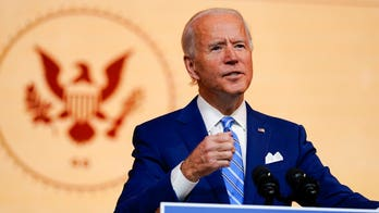 Biden remains silent on string of Democrats caught flouting their own COVID guidelines