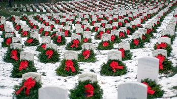 Wreaths Across America applauds decision to go forward with annual Arlington cemetery wreath-laying