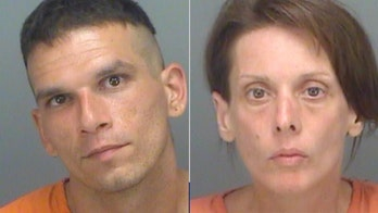 Florida couple arrested for having sex inside car on busy road, authorities say