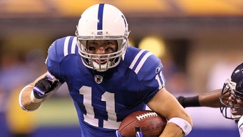 Ex-Colts wide receiver Anthony Gonzalez wins reelection in Ohio congressional race