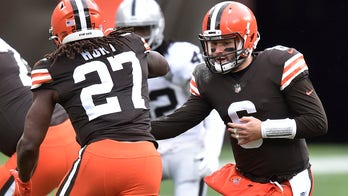 Browns' Baker Mayfield activated from the reserve/ COVID-19 list