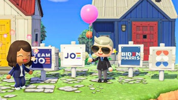 Nintendo admonishes 'bringing politics' into 'Animal Crossing' after Biden creates own island for campaign