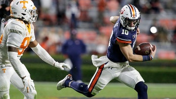 No. 23 Auburn overcame a slow start to beat Tennessee 30-17