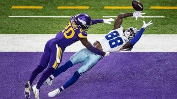 Cowboys' CeeDee Lamb makes amazing touchdown catch vs. Vikings