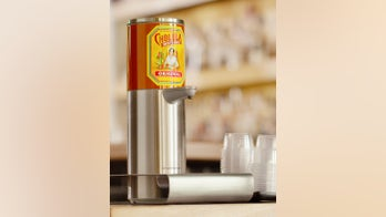 Cholula debuts hands-free hot sauce dispensers for restaurants, people who might need such a thing