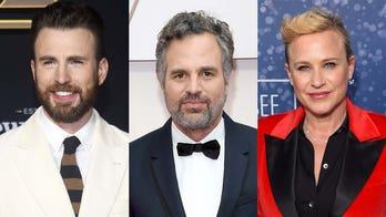 Celebrities react to Trump's election update