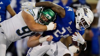 Tulsa gets heroic efforts from third-string quarterback, linebacker in improbable comeback victory