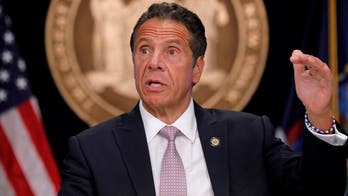 NY Gov. Cuomo accused of sexual harassment for 2nd time