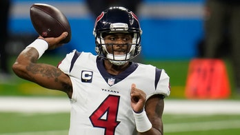 Deshaun Watson's 4 TDs lift Texans to 41-25 win over Lions