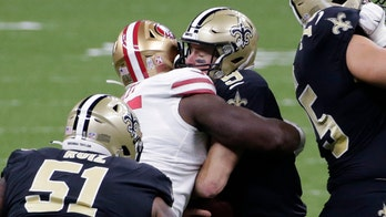 Saints' Drew Brees suffers 11 rib fractures, most sustained during Bucs game 2 weeks ago