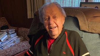 Reporter's notebook: 107-year-old casts vote in 22nd straight presidential election
