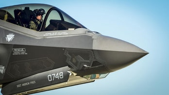 Air Force accelerates F-35 as war-attack 'sensor node'