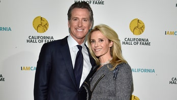 Wife of California Gov. Newsom mocked for lauding Chauvin verdict as 'retribution on toxic masculinity'