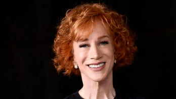 Kathy Griffin reposts controversial Trump head photo