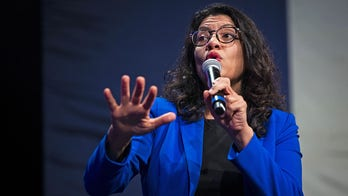 Rashida Tlaib rips 'fake a--' voter fraud claims from Michigan witnesses