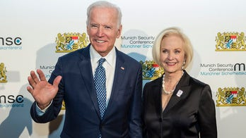 Cindy McCain says she's open to serving in Biden administration