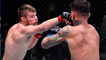 UFC fighter Bryce Mitchell slams Arkansas governor in anti-mask rant: 'He can go to California'