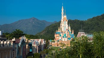 Hong Kong Disneyland opening 'reimagined' castle for 15th anniversary