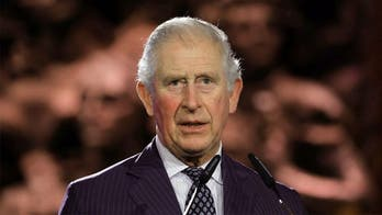Prince Charles crowned 'king' in UK's Sunday Times headline concerning royal palaces becoming public spaces