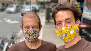 NYC couple has given 10,000 backpacks, 200 gallons of sanitizer to homeless during pandemic