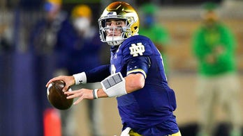 No. 4 Notre Dame upsets No. 1 Clemson in 2 OT thriller
