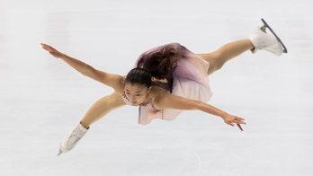 Sakamoto dominates women's short program at NHK Trophy